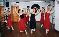 Dance spanish Courses